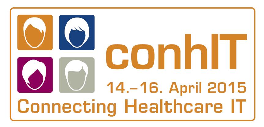Logo: Messe conHIT