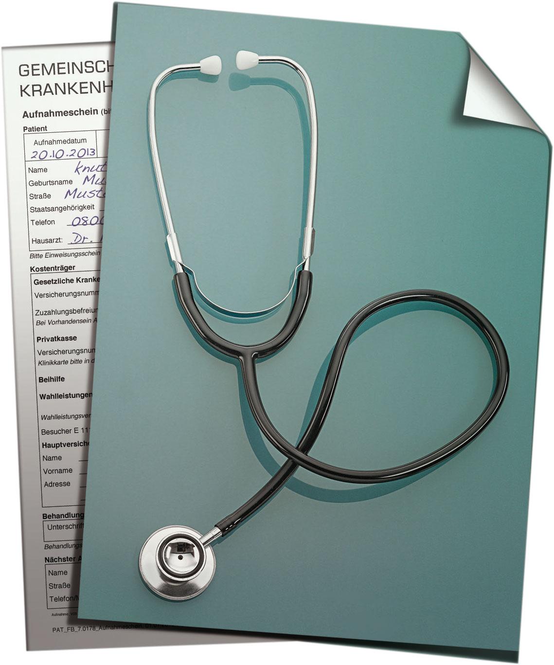 KYOCERA im Gesundheitswesen