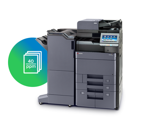 KYOCERA Farbmultifunktionssystem TASKALFA 4052ci