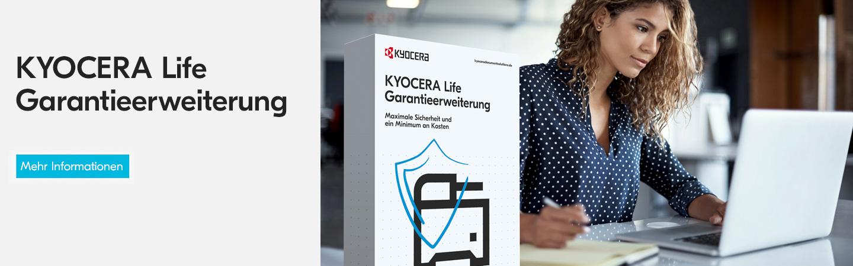 KYOCERA Life - Garantieerweiterung